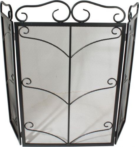Plain or Decorative Wrought Fire Guard